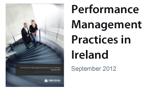Performance management practices in Ireland